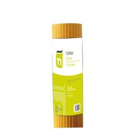NATUUR CAÑIZO PLASTICO DOBLE 2X5 MT NATURAL
